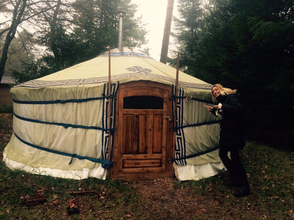 Yurt in Beekbergen