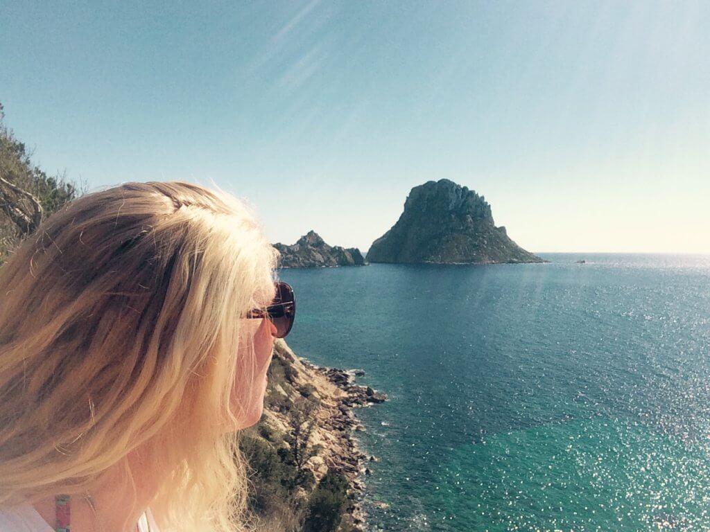Contemplating life on Ibiza